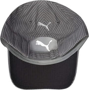 Puma Scuderia Ferrari Striped LS Baseball Cap - Men - Grey