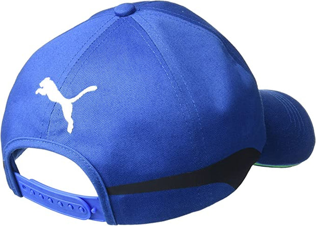 FIGC Puma Italia Training Soccer Team Cap - Men - Blue Peacoat