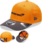McLaren Racing F1™ Team Lando Norris Team NEW ERA 9FIFTY Cap - Men - Papaya Orange