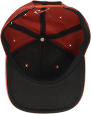 Scuderia Ferrari Lifestyle Flat Brim Cap - Men - Red Wine