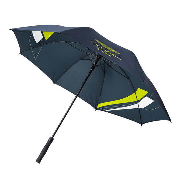 Aston Martin Racing Team Umbrella - Accessories - Navy - FanaBox