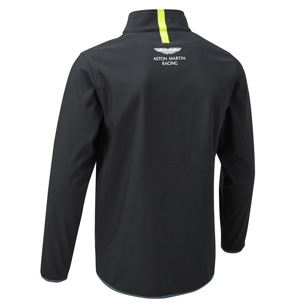 Aston Martin Racing Softshell Jacket - Men - Navy Blue