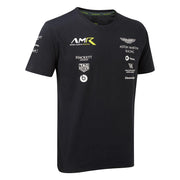 ASTON MARTIN RACING TEAM T-SHIRT-MEN