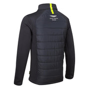 Aston Martin Racing Team Performance Liner Sweater Jacket - Men - Navy