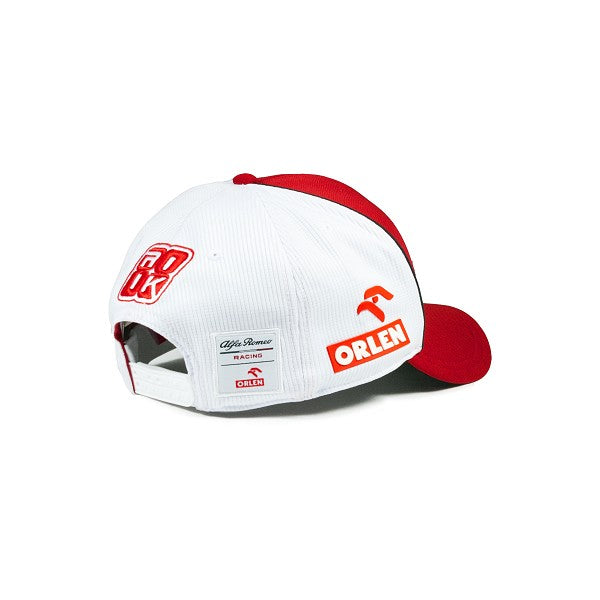 Alfa Romeo Racing F1® Robert Kubica Cap 2020 - Men - Red