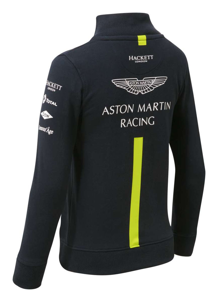 Aston Martin Team Sweatshirt kids Jacket - kids - Navy
