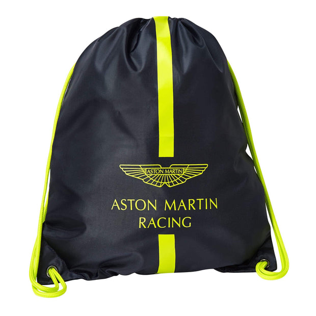 Aston Martin Racing Team Pull String Bag - Men - Blue - FanaBox