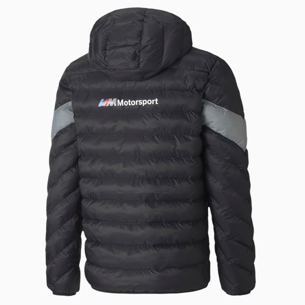 2020 Puma BMW M Motorsport MCS EcoLite Men's Jacket - Men - Black
