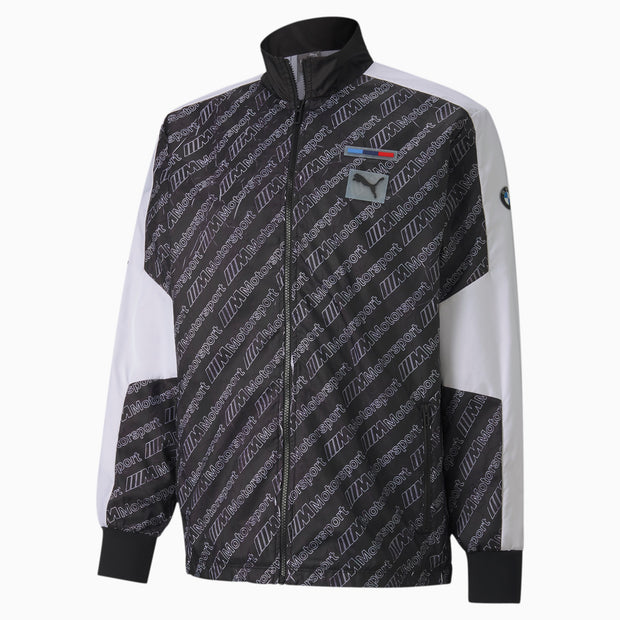 BMW M Motorsport Street Jacket Puma - Men - Black