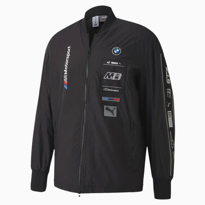 2020 BMW M Motorsport Street Jacket - Men - Black