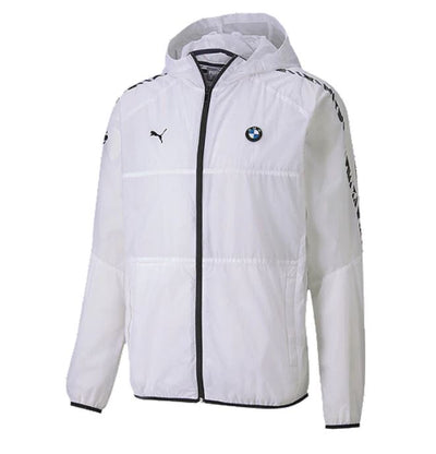 BMW MMS T7 City Runner Rain Jacket - Men - White