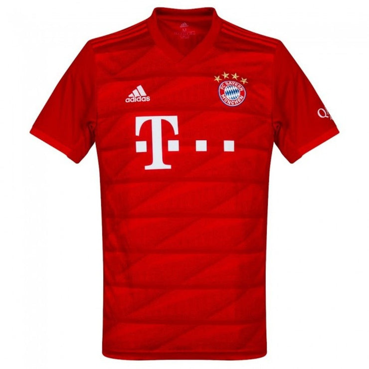 Adidas FC Bayern Munich Jersey - Men - Red