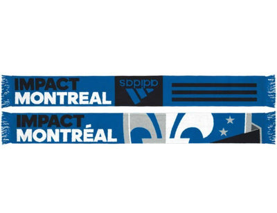 Montreal Impact Adidas Authentic Scarf - Accessories. - Blue
