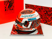 Ferrari Original Formula 1 Driver Charles Leclerc Bell Racing Spa Grand Prix Deluxe Limited edition 1:2 scale mini original helmet red