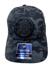Fanatics Boston Bruins camouflage cap