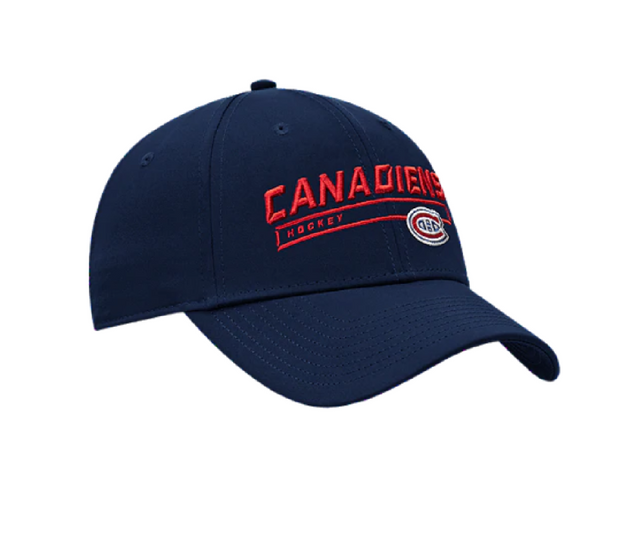 Fanatics Montreal Canadiens NHL Cap - Men - Blue