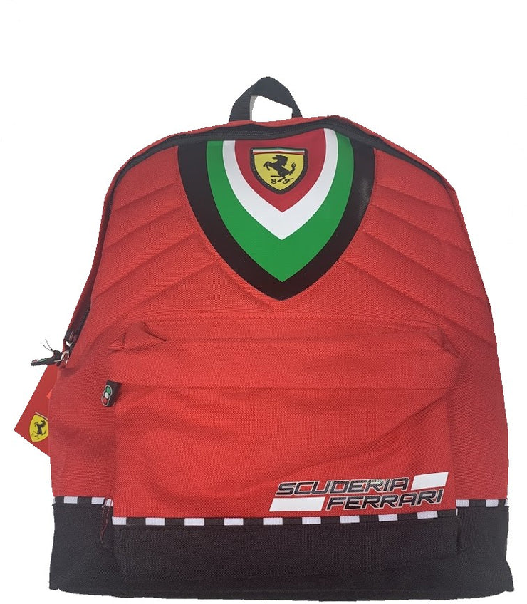 BackPack_Ferrari_Red