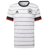Adidas Germany Home 2020-21 Jersey - Men - White