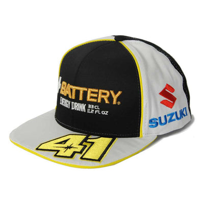 MotoGP Aleix Espargaró Cap - Men - Black - FanaBox