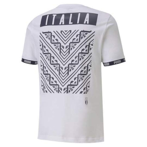 FIGC Puma Italia T-shirt - Men - White