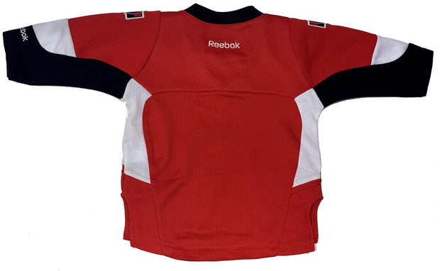 Ottawa Senators Jersey Infants - Red Golden Back