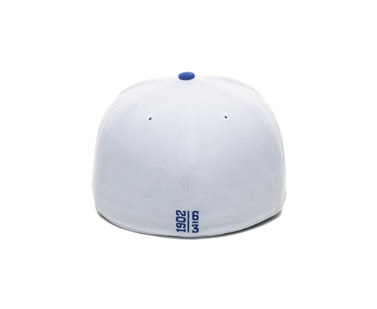 Adidas FC Real Madrid Cap - Men - White and Blue1