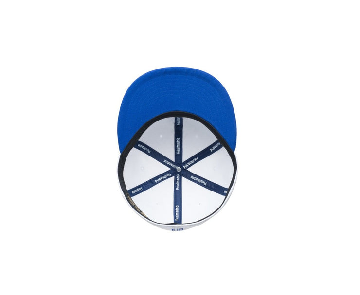 Adidas FC Real Madrid Cap - Men - White and Blue3