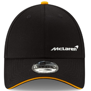McLaren Essentials 9Fifty Stretch Snapback Cap - Men - Black