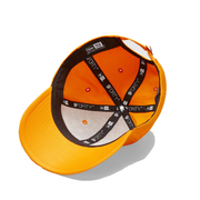 McLaren Essentials 9Fifty Stretch Snapback Cap - Men - Orange