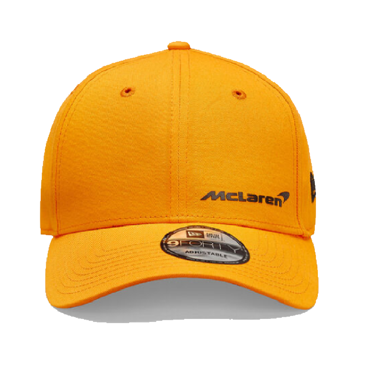 McLaren Essentials 9Fifty Stretch Snapback Cap - Youth - Orange