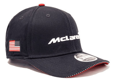 McLaren Special Edition USA 9FIFTY Stretch Snapback Cap - Men - Navy