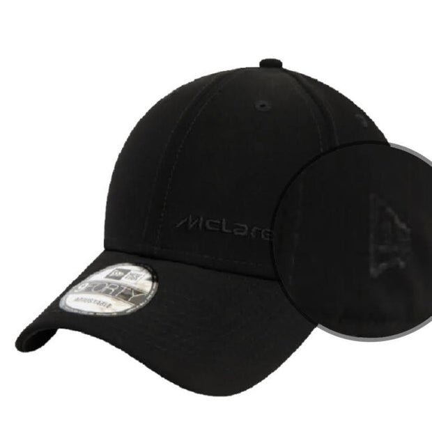 McLaren New Era Cap LifeStyle Matte - Men - Black