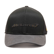 McLaren Special Edition Singapore 9Fifty Stretch Snapback Cap - Men - Black