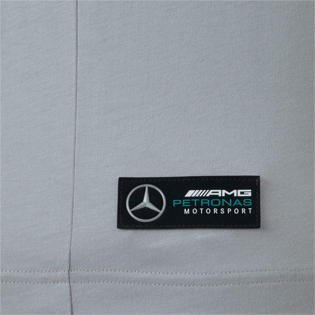 Puma Mercedes AMG Motorsport Petronas F1™ Team T-shirt - Men - Silver