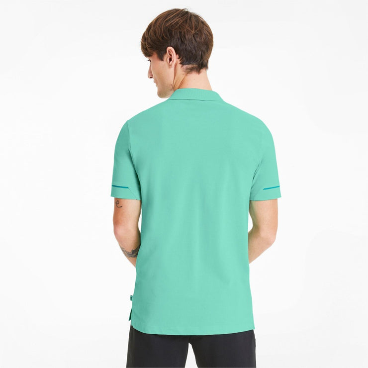 Puma Mercedes AMG Motorsport Petronas F1™ Team Polo - Men - Glimmer