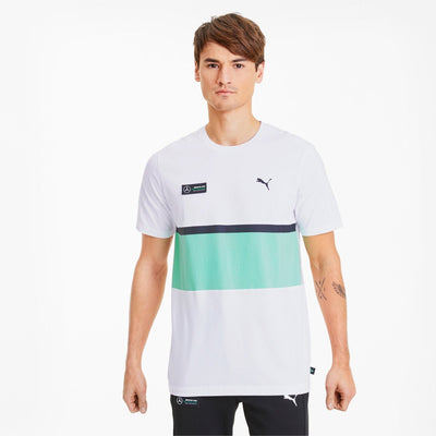 Puma Mercedes AMG Motorsport Petronas F1™ Team T-shirt - Men - White
