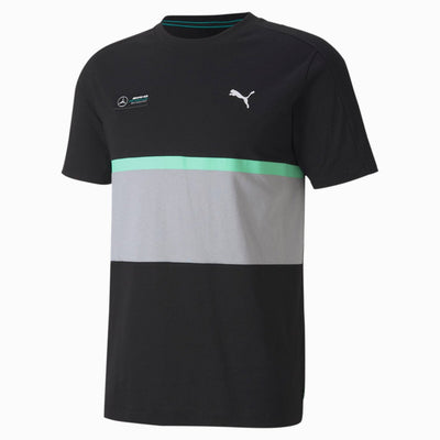 Puma Mercedes AMG Motorsport Petronas F1™ Team T-shirt - Men - Black