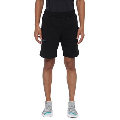 Puma Mercedes AMG Petronas Sweat Shorts - Men - Black