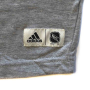 Adidas Toronto Maple Leafs Vintage Long Sleeve Shirt - Men - Grey - FanaBox