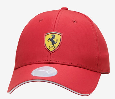Puma Scuderia Ferrari Lifestyle cap - Men - Red - FanaBox