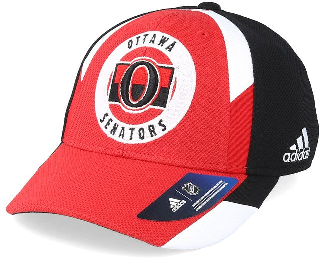 Adidas Ottawa Senators NHL Elastic Cap - Men - Red - FanaBox