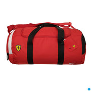 Puma Scuderia Ferrari Fanwear Duffle Bag - Accessories - Red