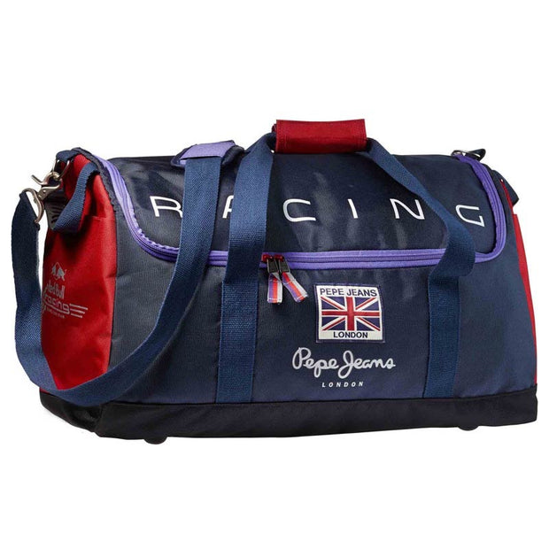 Red Bull Racing Pepe Jeans Gym Bag - Accessories - Blue - FanaBox