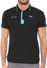 Puma Mercedes AMG Petronas Motorsport X Polo - Men - Black