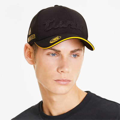 Puma Porsche Legacy Lifestyle Baseball Cap - Men - Black