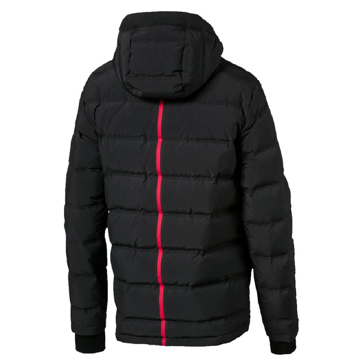 Puma Scuderia Ferrari Down Winter Jacket - Men - Black