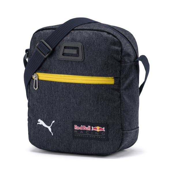 2019 Puma Red Bull Racing Lifestyle Portable Bag - Men - Blue - FanaBox