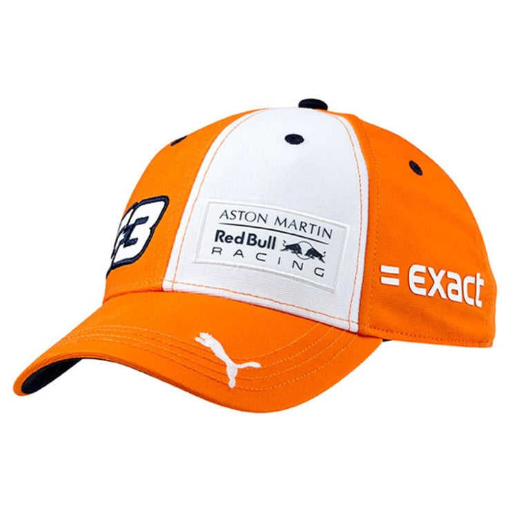 Red Bull Racing Max Verstappen Belgian GP Cap - Kids - Orange - FanaBox