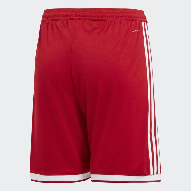 Adidas Regista 18 Youth Soccer Shorts - Kids - Red