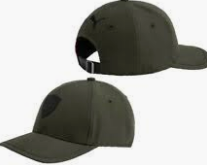 Puma Scuderia Ferrari Lifestyle Baseball Military Army Design Cap - Men - Forest Night